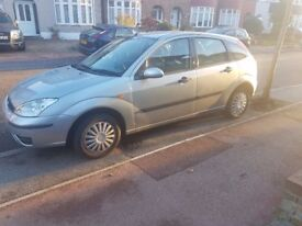 Well Maintained 1.4 Ford Focus SE 2003 Too Good To Scrap Please Look for More Info