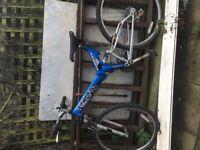 Tekhnix mountain bike