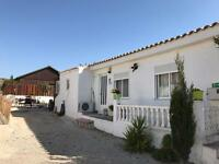 Apartment one bed for rent on campsite Spain