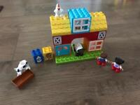 Duplo sets hardly played with £15 for all