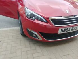Peugeot 308 £7999.Sat/Dab/Nav/Reverse Camera