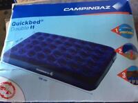 Campingaz Quickbed Excellent condition.