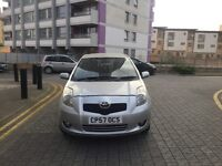Toyota Yaris Automatic 1.3 Low Mileage