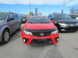 2011 Kia FORTE KOUP 2.4L SX | LEATHER | ROOF | NAV London Ontario image 2