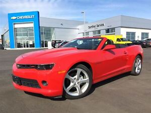 2015 Chevrolet Camaro 2LT One owner, accident free