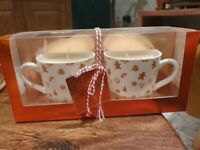 Next gingerbread sented christmas candles