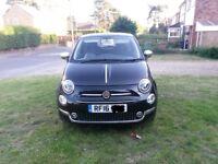 Fiat 500 1.2L Lounge Start/Stop