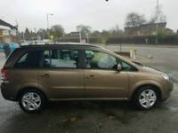 7 seater vauxhall zafira Only 38000 miles Very clean inside outside
