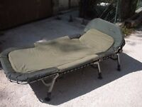 Avid Carp - Restbite X bed chair - Great Condition