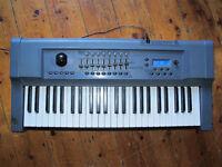 Studiomaster VMK149 4 octave hammer action master keyboard
