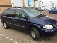 Chrysler Grand Voyager. Great family car in good working order.