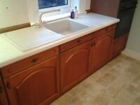 Kitchen Sink with matching Mixer Tap