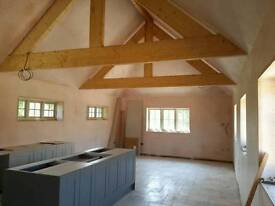 Newly re furbished 2 bedroom barn conversion