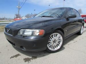 2004 Volvo S60 AWD A/C CRUISE TOIT OUVRANT MAGS!!!