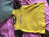 Nearly new Brownies uniform, Hoody, T shirt and trousers