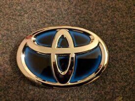 Toyota Prius Genuine Emblem