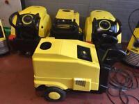 KARCHER HDS 500 CI HOT COLD PRESSURE WASHER STEAM CLEANER CAR JET TRUCK WASH 240V