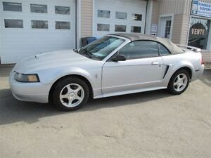 2003 Ford Mustang decapotable(garantie inclus)