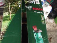 BOSCH GARDEN SHREDDER AXT RAPID 2200 UNUSED IN BOX NEWPORT M4 Jctn 26