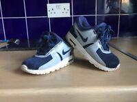 Nike infant size 8