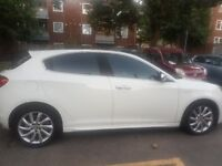 SPARKLING WHITE ALFA ROMEO GULIETTA 2.0 DIESEL AUTOMATIC GREAT TO DRIVE VERY SMOOTH AND FAST