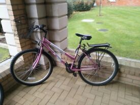 Two Bicycles for sale: Only £50