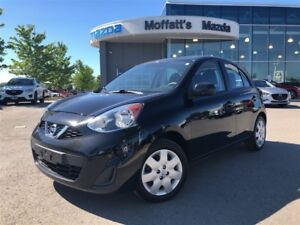 2015 Nissan Micra SV BLUETOOTH, CRUISE, HEATED SEAT, BACKUP CAME