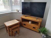 Oak furniture Land set.