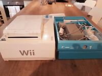 Great condition Nintendo Wii Games Console. In original box with manuals and instruction booklets.