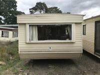 Static caravan for sale off site/ mobile home UK transport included 35x10 3bed