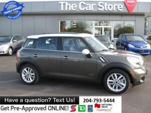 2013 MINI Cooper Countryman Cooper S - SUNROOF leather AWD 1-own