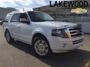 2013 Ford Expedition Limited 4x4 (Sunroof, Remote Start)