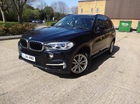 BMW X5 Sdrive25d SE (black) 2014