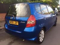 Honda Jazz 1.4, 5dr manual, Hpi clear, genuine mileage with long Mot till August 2018.