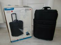 New Solo Rolling Laptop Traveller Case