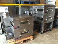MIDDLEBY MARSHALL PS536ES 20 INCH CONVEYOR PIZZA OVEN (THREE PHASE SUPPLY NEEDED)