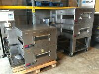 MIDDLEBY MARSHALL PS536ES 20 INCH CONVEYOR PIZZA OVEN ( Finance & Lease options available)
