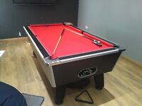 Pub sized pool table
