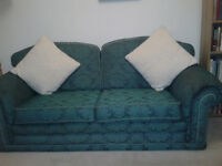 2 Large settee's