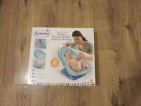 NEW unused Summer infant deluxe baby bather seat RRP £17