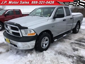 2010 Dodge Ram 1500 ST, Quad Cab, Automatic, 4x4