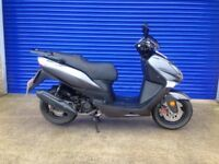 2016 Lexmoto fmx 125 scooter , low miles good condition , 1 owner from new & hpi clear