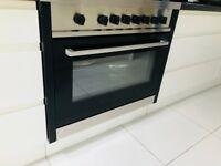 Gas Range Cooker - Stainless Steel - Matrix MR311SS Single Oven