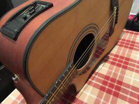 Fender CD100-CE Electro Acoustic, Left Handed.