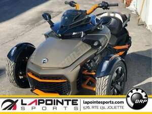 2019 Can-Am Spyder F3-S SE6 Special Series