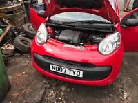 Breaking Citroen C1 1.0 petrol 2007