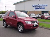 SUZUKI GRAND VITARA 1.6 SZ4 FINANCE AVAILABLE, SERVICE HISTORY