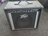 Peavey Backstage 50 Amp in Good condition inc. Pedal
