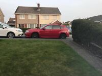 Subaru Impreza, WRX STI, Type UK, 2.5L, 2010. Red. Brilliant condition.
