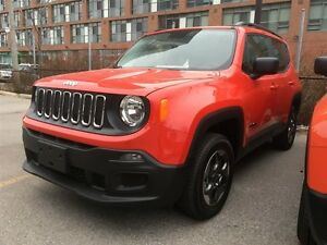 2016 Jeep Renegade ***SPORT***NICELY EQIUIPPED***